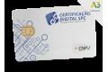 e-CNPJ A3 - Cartão +R$256,49